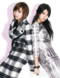 Miss A - InStyle Magazine November Issue 2012 Min Suzy Jia Fei Kpop Girl Groups, Korean Girl Groups, Kpop Girls, Miss A Suzy, Ailee, Pretty Females, Instyle Magazine, Sistar, Bae Suzy