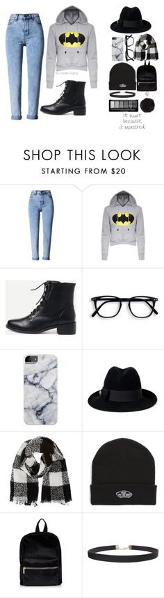"""""""👯🙌🏼"""" by pernille-sophie ❤ liked on Polyvore featuring WithChic, Gucci, Barneys New York, Vans and Humble Chic"""