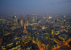The coolest job in London? We swoop over the city with aerial photographer Jason Hawkes (3) - Beautiful London, England (UK) photography from the skies!