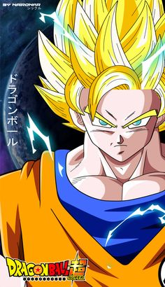 goku ssj 2 posters by naironkr on @DeviantArt