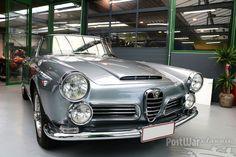 Alfa Romeo 2600 Spider Roadster 1965 for sale