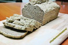 Simplesmente Natural: Pão sem cereais? Simples e delicioso! (sem glúten e sem soja)... com farinha de trigo sarraceno                                                                                                                                                                                 Mais