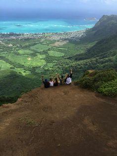 Kuliouou hike  Honolulu,Hawaii