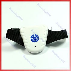 Ultrasonic Dog Bark Stop Anti Barking Control Collar