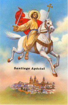 San Santiago, Religion Catolica, Medieval Armor, Saints, Tattoo Designs, Beautiful Women, Fictional Characters, Camino De Santiago, Successful Business