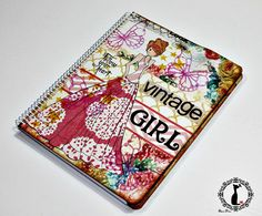 Agenda 52 semanas (año completo) scrapbook Cinderella http://cinderellatmidnight.com/2014/07/10/quieres-empezar-el-nuevo-curso-con-una-agenda-unica-descubre-las-agendas-carpe-diem-y-follow-your-heart-vintage-girl/