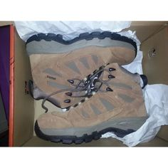Women's Worx by Red Wing Safety Shoes Steel Toe!!! Women's Worx by Red Wing Shoes Steel Toe Boots Safety Work Mid Hiker Brown New 9. Brand New!!! Never Worn!!! Worx Shoes Athletic Shoes