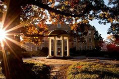 Office of the Registrar for all that logistical stuff - such as academic calendars, exam schedules, and transcripts Unc Chapel Hill, Academic Calendar, Exam Schedule, Beautiful Places, Mansions, House Styles, Study, University, World