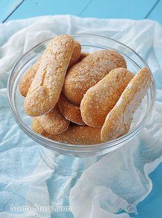 печенье савоярди рецепт
