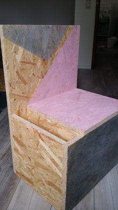 #raumpiraterie #Döppken #diy Rosa Rosagrau Holz Kindergarderobe Selber  Bauen Möbel
