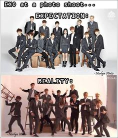This is one of the reasons why I love EXO