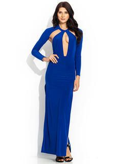 Maxi Dresses - Cheap Maxi Dresses with Sleeves, Cutouts and more Trendy Styles