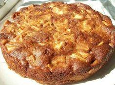 One Bowl Apple Cake Recipe, Apple Cake Recipes, Apple Desserts, Just Desserts, Dessert Recipes, Apple Cakes, Pie Dessert, Food Cakes, Cupcakes