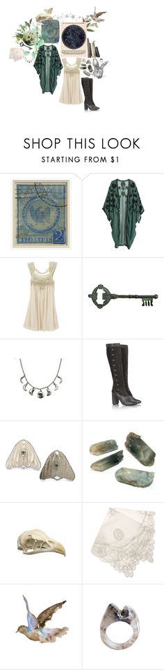"""""""""""Artists are people driven by the tension between the desire to communicate and the desire to hide."""""""" by babytangerine ❤ liked on Polyvore featuring Original Vintage Style, H&M, Pier 1 Imports, Aroma, Marc Jacobs, Zarah Voigt and Balcony and Bed"""