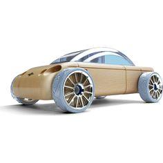 Les enfants peuvent démonter, assembler, créer de nouvelles voitures, et enfin les collectionner. Les voitures Automoblox sont constituées de modules interchangeables, on peut donc les démonter et remonter en mélangeant les pièces des différentes voitures de la gamme. Votre enfant créera ainsi ses propres modèles de voitures.