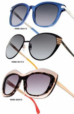 Sàfilo Group launches Fendi Eyewear and Sunwear.