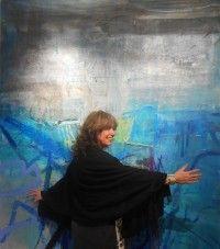 Barbara Rae at Adam Gallery