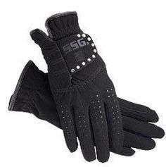 English Tack Shop - SSG Adult's Bling Dressage Riding Gloves, $49.95 (http://www.englishtackshop.com/ssg-riding-gloves/)