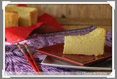 """Las libretas de Calohe: Pastel de queso japonés """"algodón suave"""""""