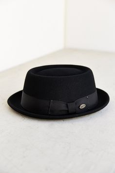 Bailey Of Hollywood Darron Porkpie Hat - Urban Outfitters