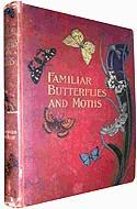 Familiar Butterflies and Moths by W.F. Kirby