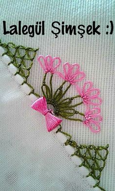 Thread Art, Needle And Thread, Crochet Baby Toys, Needle Lace, Tatting, Diy And Crafts, Embroidery, Flowers, Design