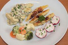 Putengeschnetzeltes mit Kräuterfrischkäse (Rezept mit Bild) | Chefkoch.de