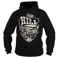 Last Name, Surname Tshirts - Team HILL Lifetime Member Eagle LIMITED TIME ONLY. ORDER NOW if you like, Item Not Sold Anywhere Else. Amazing for you or gift for your family members and your friends. Thank you! #hill #shirts