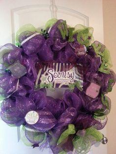 Scentsy wreath  Facebook: Scentsy by Molly Wabel https://mollywabel.scentsy.us