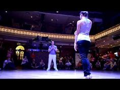 Bruno Galhardo & Eglantine Oliveira giving another Zouk Demo at the Austria Zouk Congress 2015 in Vienna. More of the amazing couple Bruno & Eglantine at Aus...
