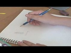 Easy drawing techniques: The basics - sketching and shading . Graphite Drawings, Drawing Sketches, Pencil Drawings, Drawing Lessons, Drawing Techniques, Learn To Paint, Learn To Draw, Sketching Tips, Art Studies