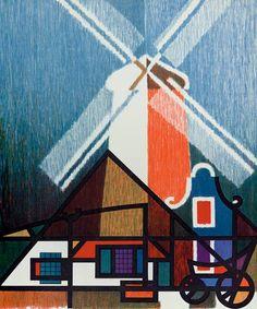 Otto Treumann - Dutch openair museum 62  #Otto Treumann #Dutch #openair museum