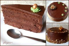 Sweets Recipes, Cake Recipes, Pastry And Bakery, Food Cakes, Something Sweet, Lidl, Food And Drink, Pudding, Ice Cream