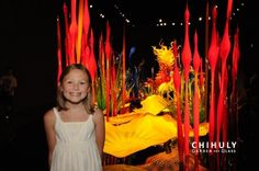 Tips for taking your kids to Seattle's newest attraction -- Chihuly Garden and Glass at the Seattle Center