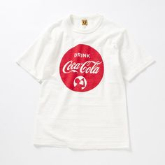 a787bfda8da9 T-shirt Coca-Cola x Human Made x Beams Nigo