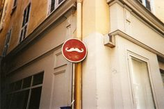 Moustaches can be dangerous...watch out
