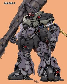 ( *`ω´) ιf you dᎾℕ't lιkє Ꮗhat you sєє❤, plєᎯsє bє kιnd Ꭿℕd just movє ᎯlᎾng. Robot Concept Art, Armor Concept, Sci Fi Anime, Arte Robot, Writing Fantasy, Gundam Mobile Suit, Gundam Custom Build, Anime Military, Cool Robots