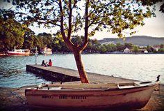 Almost summer Ioannina, Greece - May 2012