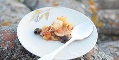La recette du jeudi : Fricassée de calamars sautés en senteur grassoise (c) Rdv Communication
