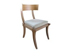 Buy Klismos Chair - Dining Room - Seating - Furniture - Dering Hall
