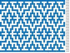 Crochet Stitches Chart, Crochet Diagram, Knitting Charts, Filet Crochet, Crochet Motif, Bargello Patterns, Tapestry Crochet Patterns, Fair Isle Knitting Patterns, Mosaic Patterns