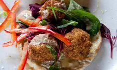 falafel, children cookeri, garlic, vegan foods, children recipes