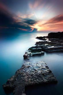 Una nuova alba  © RICO CAVALLO