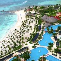 Apple Vacation to Barcelo Maya Tropical and Colonial Beach