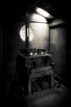 Japanese old furnace, Kamado 竃