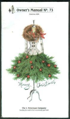 J-Peterman-Owners-Manual-73-Christmas-Catalog-2009