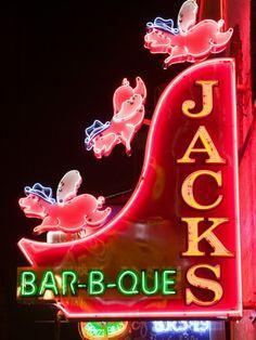 Jack's Bar-B-Que • Nashville, Tennessee