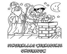 Sinterklaas Werkboekje Onderbouw