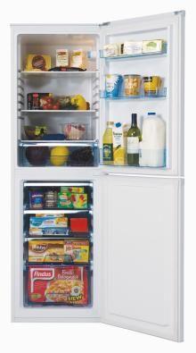 TF5517W - 55cm Wide Frost Free Combi Fridge Freezer