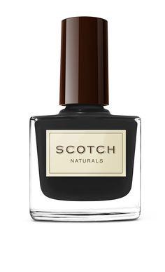 black scotch naturals nail polish